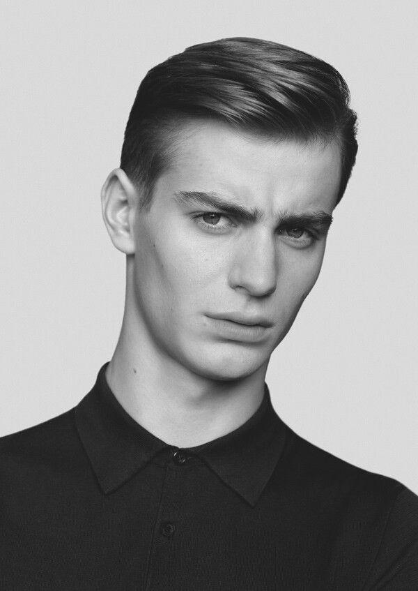 Cortes de pelo y peinados para hombres oto o invierno 2014 for Peinado de lado hombre