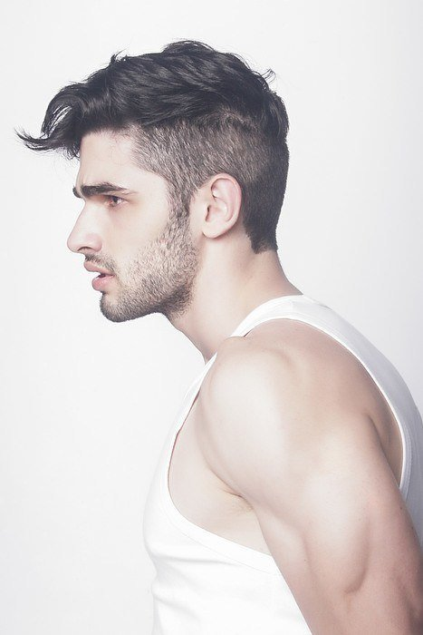 ests viendo una imagen del artculo los mejores peinados para hombre pelo corto otoo invierno