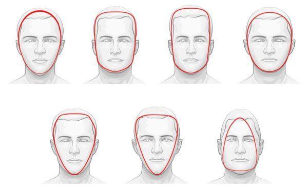 Cortes de cabello hombres segun rostro