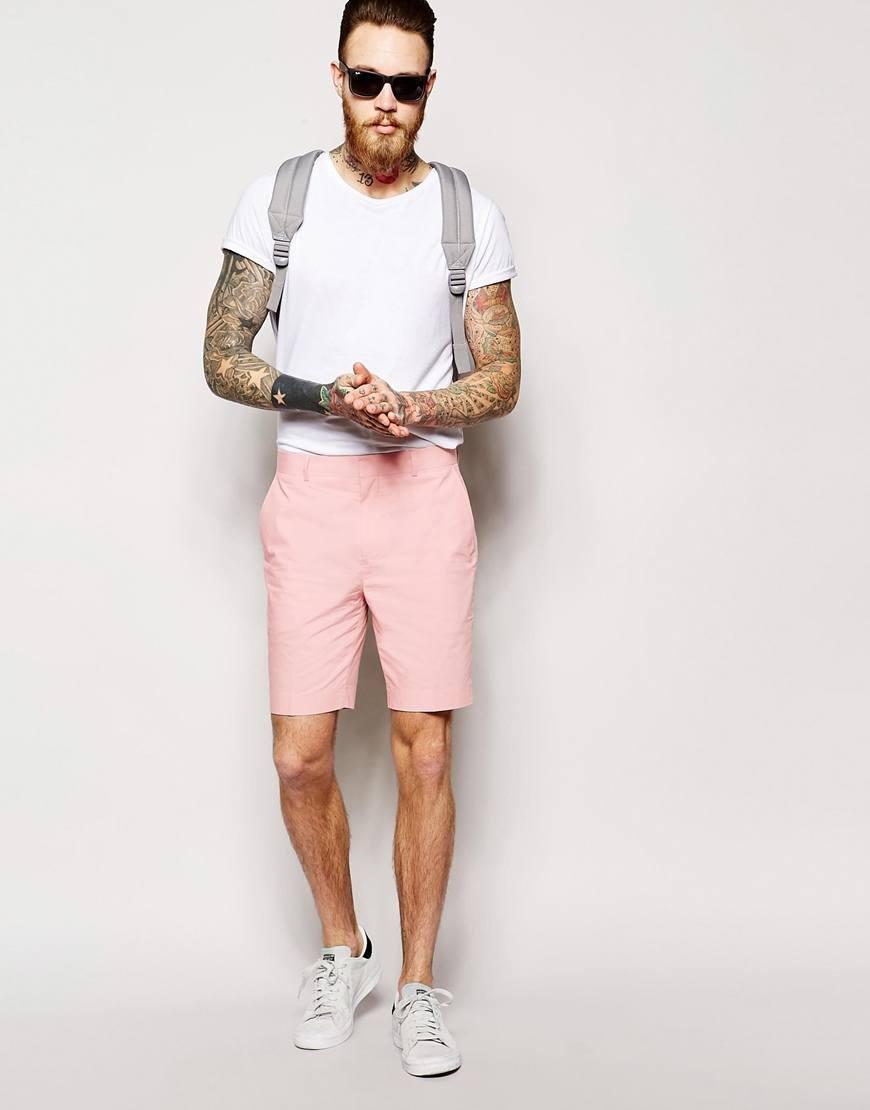 bc5c8b8375a36 Tendencias Shorts para hombre 2019 - Modaellos.com