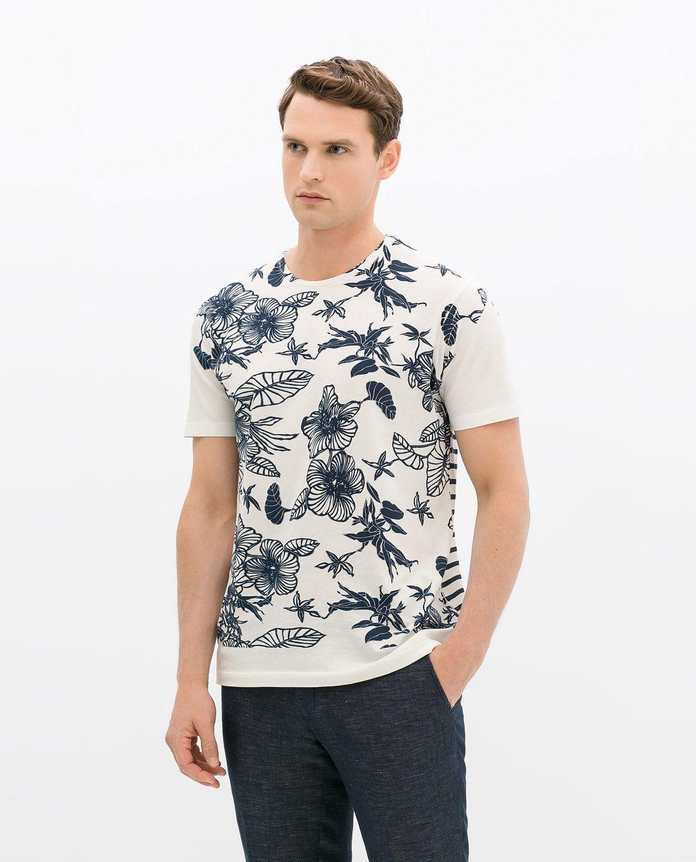 Tendencias camisetas para hombre primavera verano 2014 for Camisetas de interior hombre