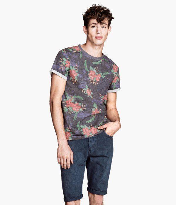 Tendencias Camisetas para hombre Primavera Verano 2015 | Estampados