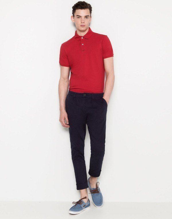 Tendencias Pantalones para hombre Primavera Verano 2015 pantalon chino