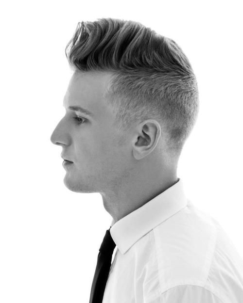 Los mejores peinados de hombres 2015