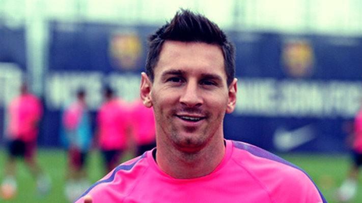 Los peinados de Lionel Messi 2015 - Modaellos.com