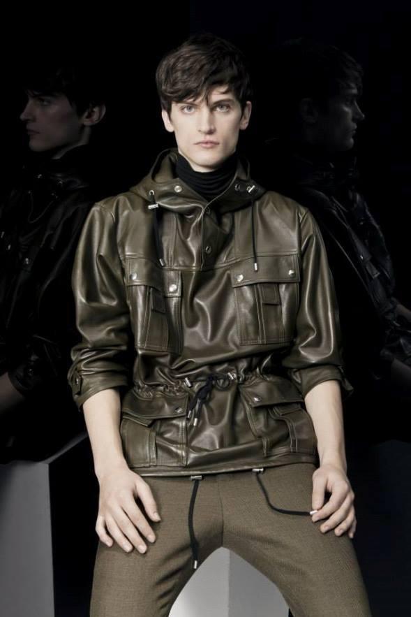 balmain-para-hombre-otono-invierno-2014-2015-chaqueta-cuero-bolsillos