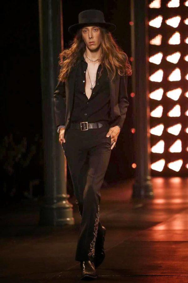 saint-laurent-hombre-primavera-verano-2015-look-retro-camisa-negra