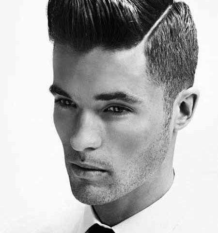 ¿Cuáles son los cortes de pelo y peinados para hombres de moda en 2015? – Para cabello corto
