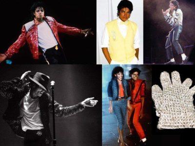 Disfraces de Michael Jackson para Halloween 2017