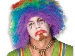 Pelucas para disfraces Hombre Halloween 2014