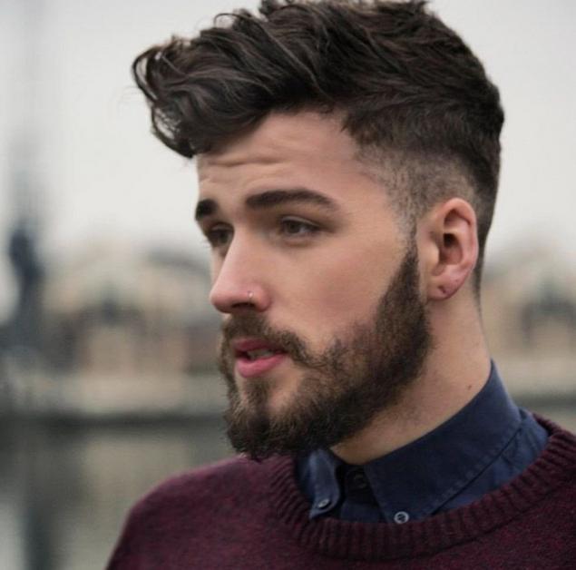 Cortes de pelo hombre desvanecido 2016