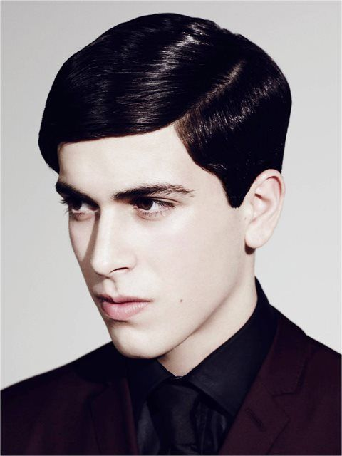 cortes de pelo para hombre otono raya lado - Cortes De Pelo Caballero