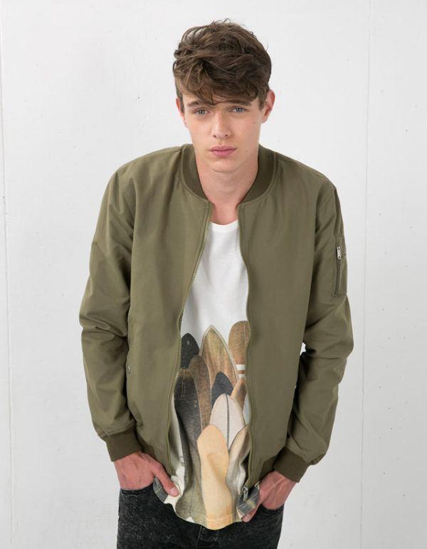 Hombre Moda 2014 hombre y abrigos Invierno moda Otono chaquetas qFtr4tfTn