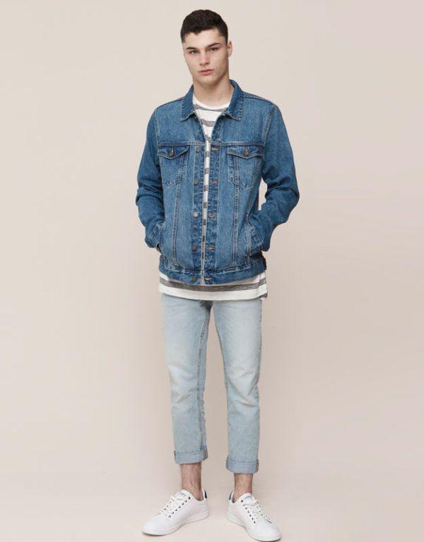 moda-abrigos-y-chaquetas-hombre-otono-invierno-tendencias-2015-2016-cazdora-denim
