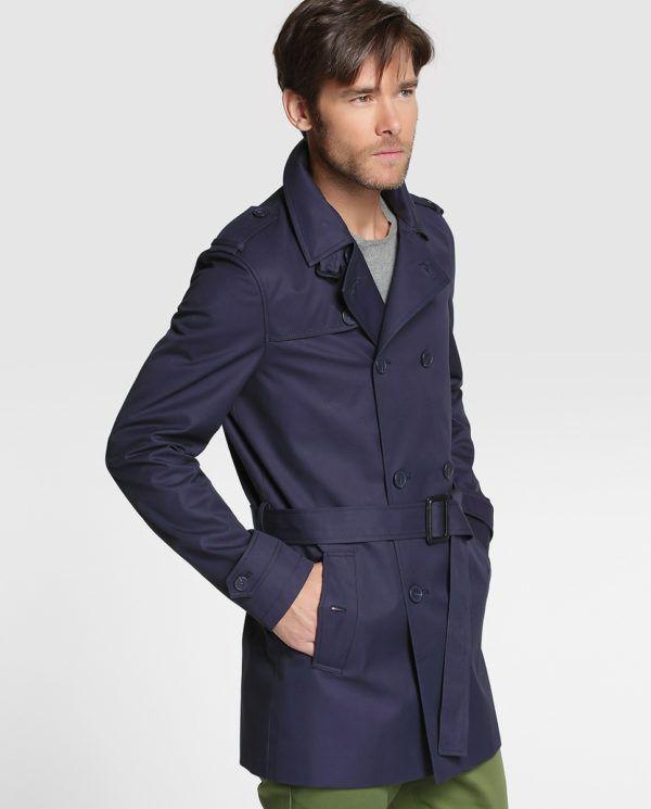 moda-abrigos-y-chaquetas-hombre-otono-invierno-tendencias-2015-2016-trench-azul-el-corte-ingles