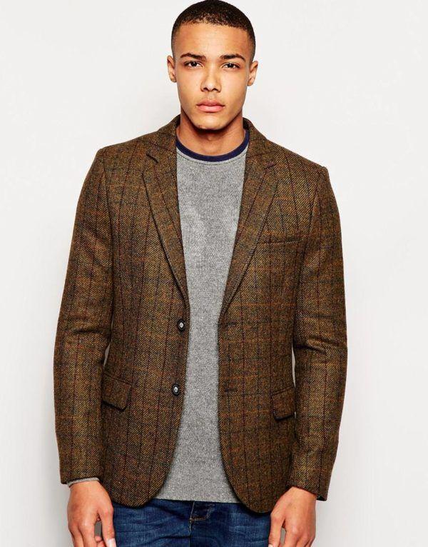 moda-americanas-blazer-hombre-otono-invierno-2015-2016-tendencias-americana-cuadros-clasica-asos