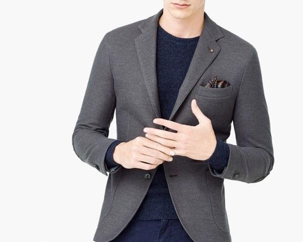 Moda Americanas/Blazer Hombre Otoño Invierno 2015 2016 | Tendencias