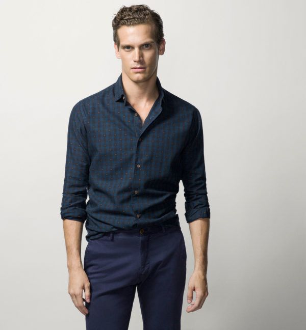 moda-camisas-hombre-otono-invierno-2015-2016-tendencias-camisa-cuadros-massimo-dutti