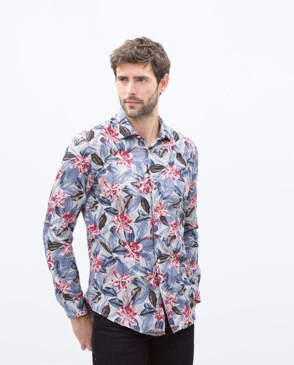 moda-camisas-hombre-otono-invierno-2015-2016-tendencias-camisa-estampada-de-zara