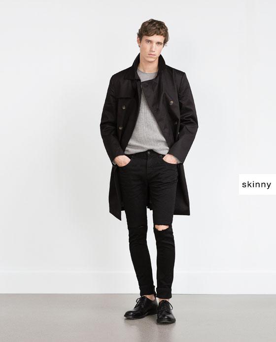 moda-pantalones-y-jeans-vaqueros-hombre-otono-invierno-2015-2016-modelo-ripped-de-zara-negro