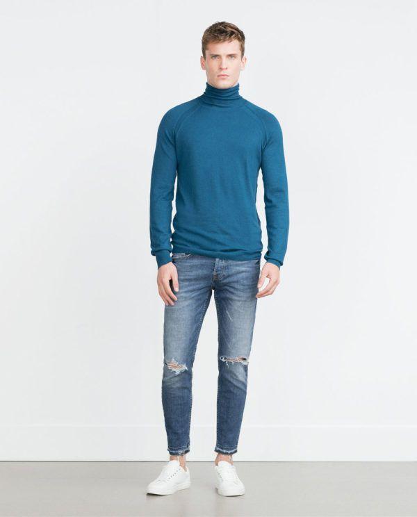 Jeansvaqueros Moda 2015 Pantalones Hombre Y Invierno 2016 qVSzpUMG