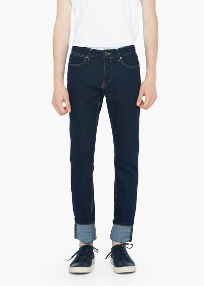 moda-pantalones-y-jeans-vaqueros-hombre-otono-invierno-2015-2016-modelo-slim-fit-de-mango