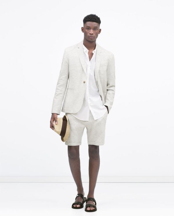 moda-trajes-hombre-verano-2015-traje-verano-bermudas-zara-blanco