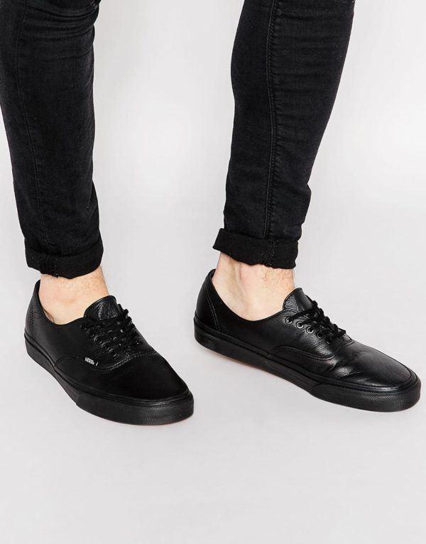 zapatillas vestir hombre vans