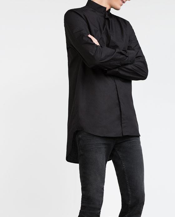 Tendencias Camisas Hombre 2016 oversize