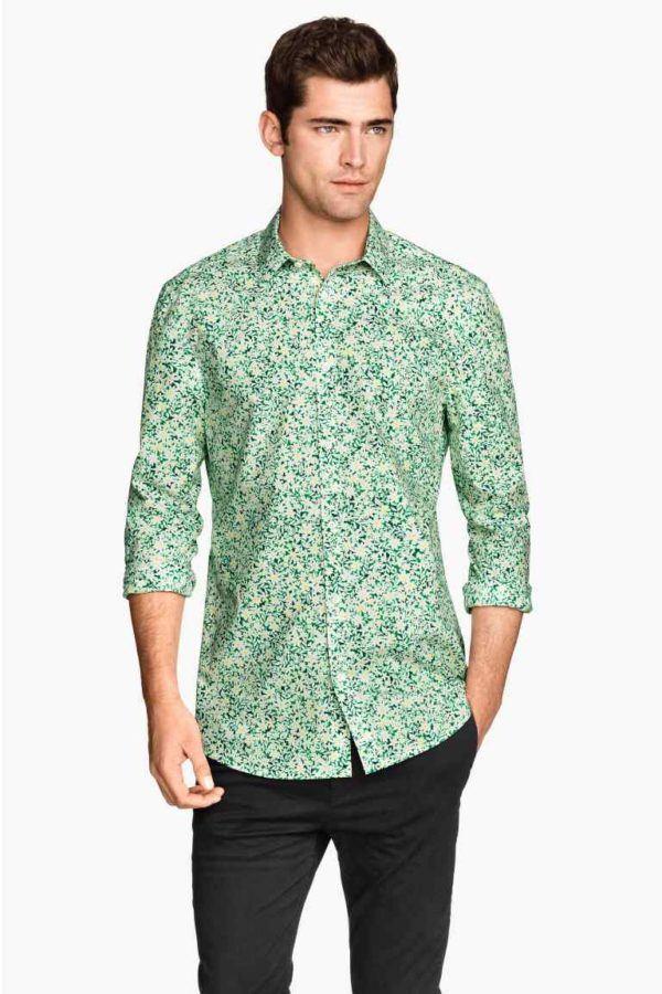 catalogo-hym-2015-tendencias-moda-hombre-camisa-estampada