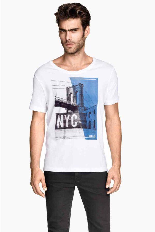catalogo-hym-2015-tendencias-moda-hombre-camiseta-con-estampado