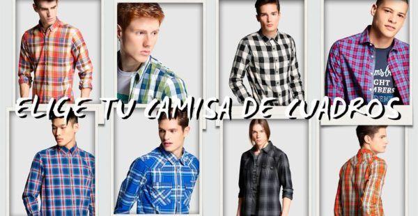 rebajas-el-corte-ingles-2015-camisas-de-cuadros