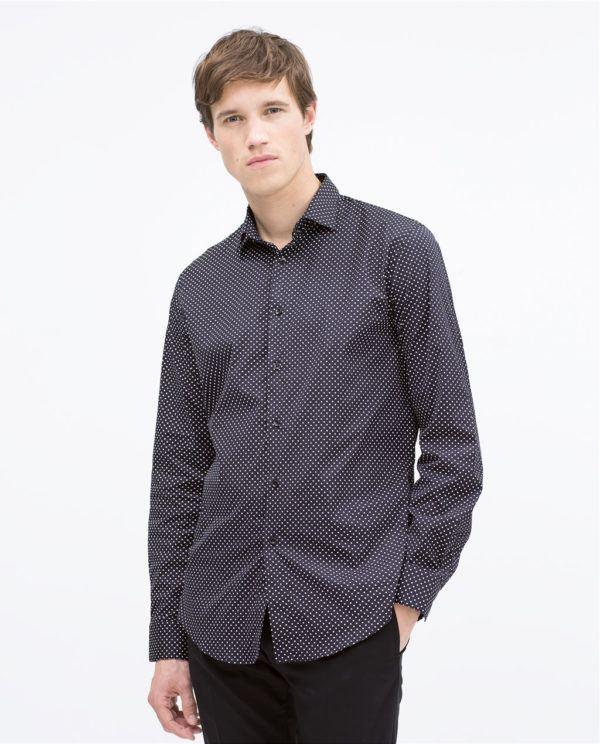 tendencias-camisas-hombre-2016-camisa-lunares-zara