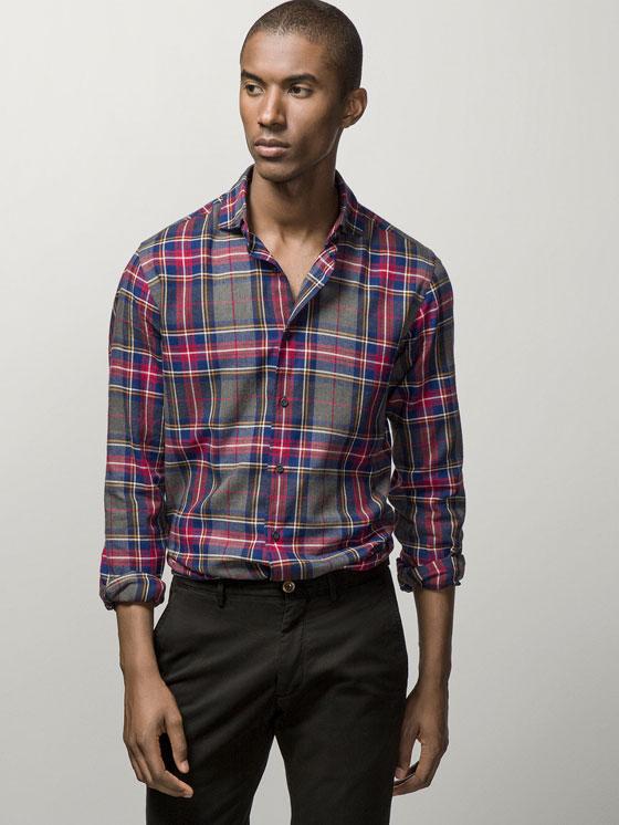 afb557246bb13 Tendencias Camisas Hombre 2016 - Modaellos.com