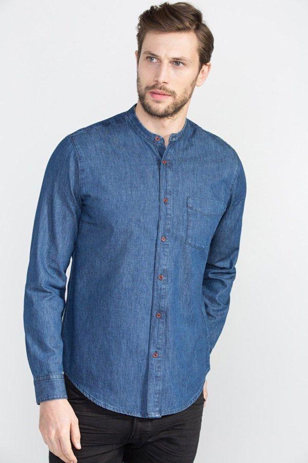 catalogo-cortefiel-2016-camisa-denim