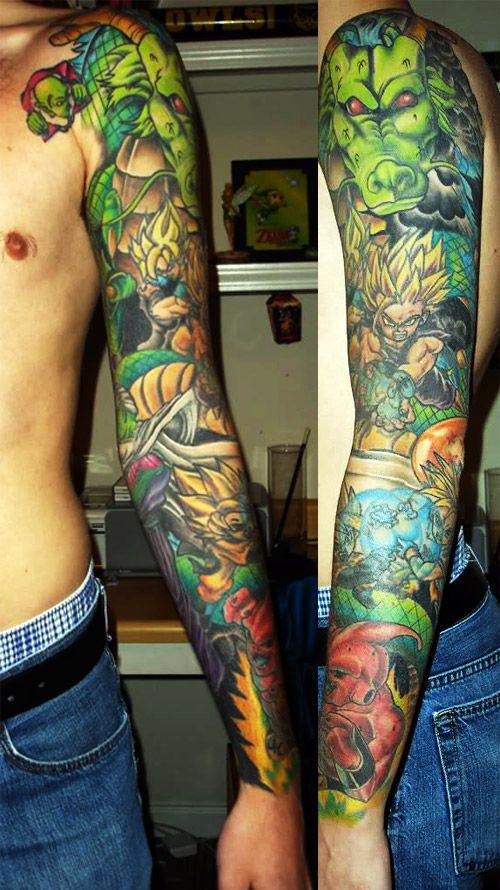 Los mejores tatuajes en el brazo Tatuajes