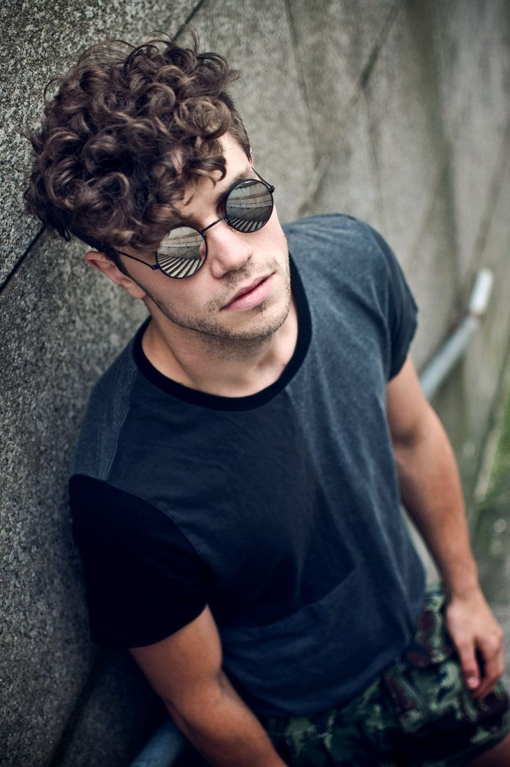 styling curly hair for men peinados hombre san valent 237 n 2019 modaellos 5648 | peinados hombre san valentin rizos