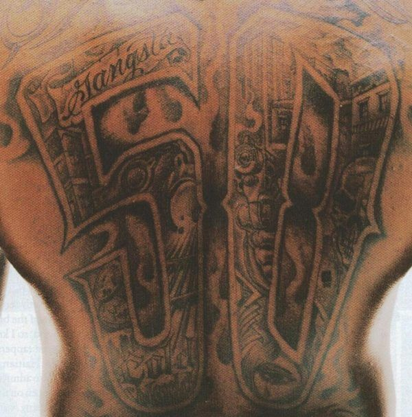 Todos Los Tatuajes De 50 Cent Modaellos Com