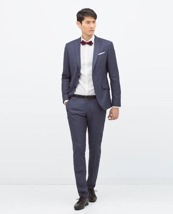 trajes,zara,para,hombre,2016,traje,eventos,azul