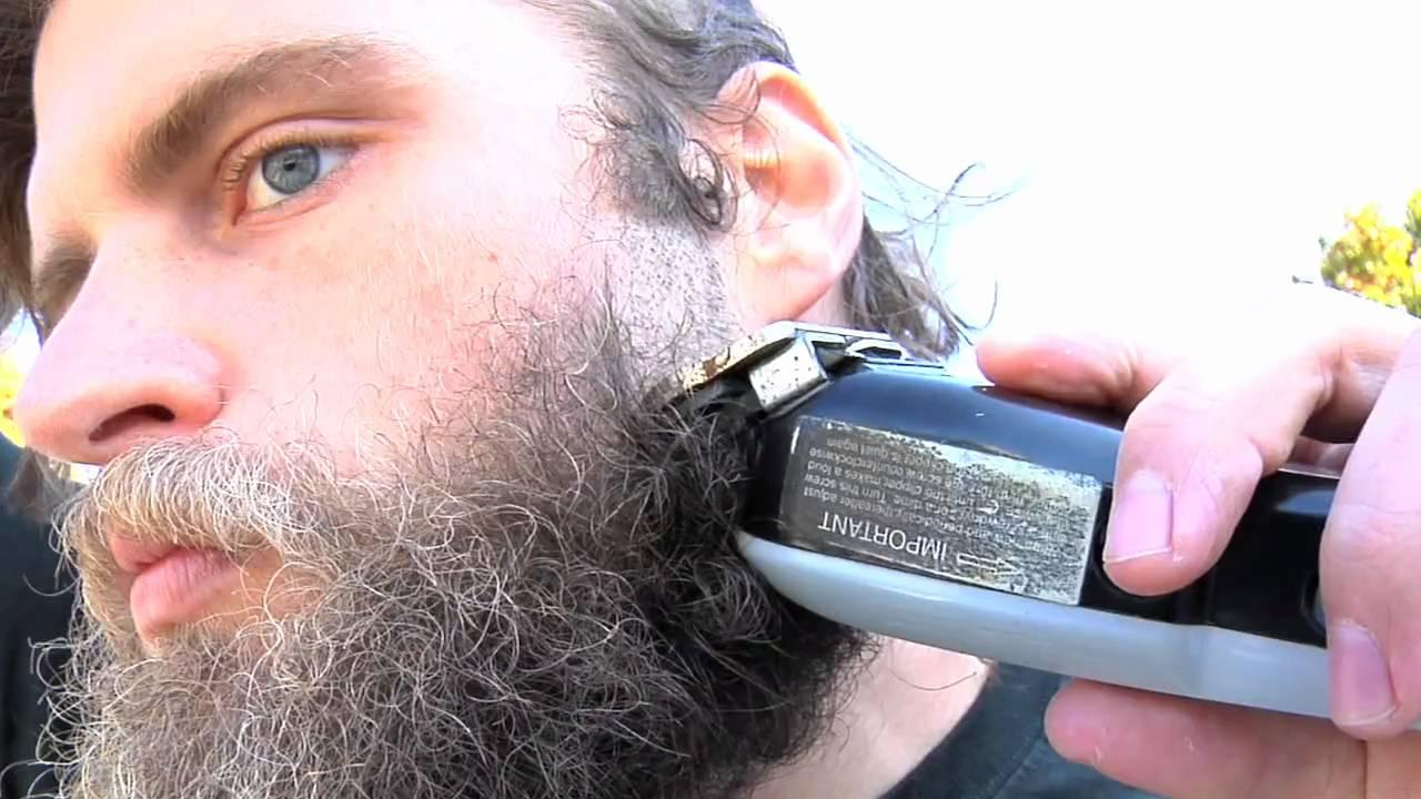 beard trimmers for longer beards