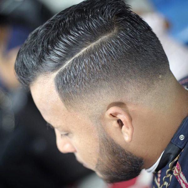 cortes de pelo y peinados para hombres cabello corto estilo aos