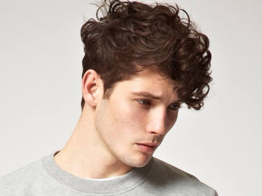 best men curly hairstyles with regard to images of mens curly hairstyles stunning images of mens