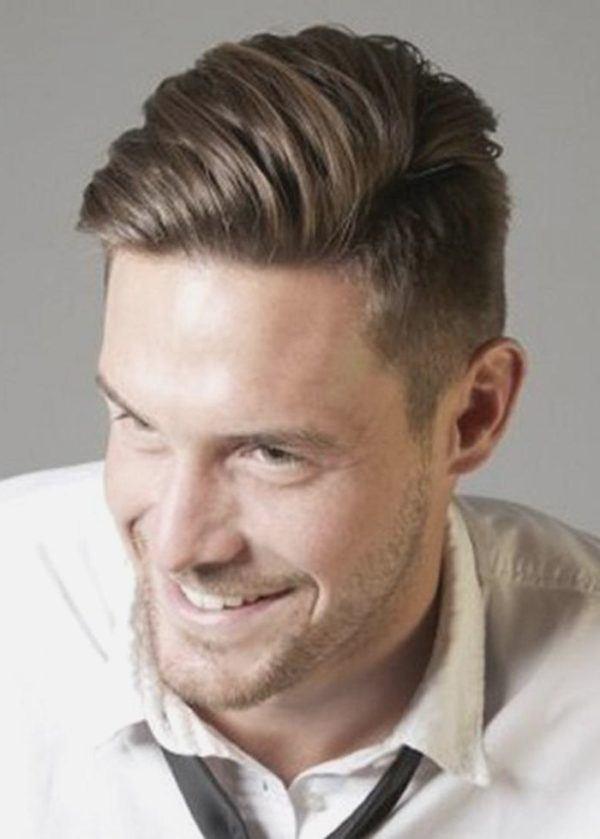 Cortes de pelo y peinados para hombres primavera verano - Peinados modernos de hombres ...