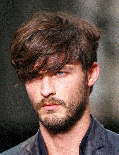 Cortes para hombres con mucho pelo