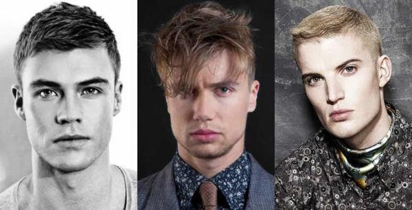 cortes de pelo para hombres segun sus facciones