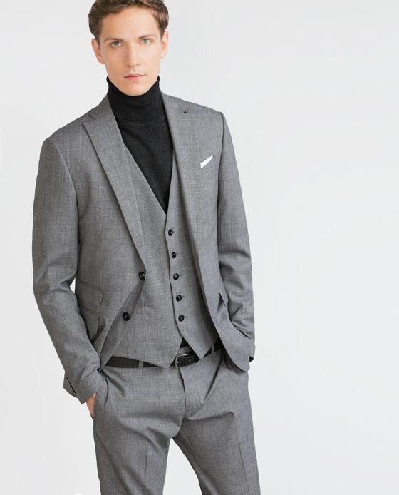 moda-trajes-hombre-otono-invierno-tendencias-traje-de-zara-gris-con-jersey-de-cuello-cisne