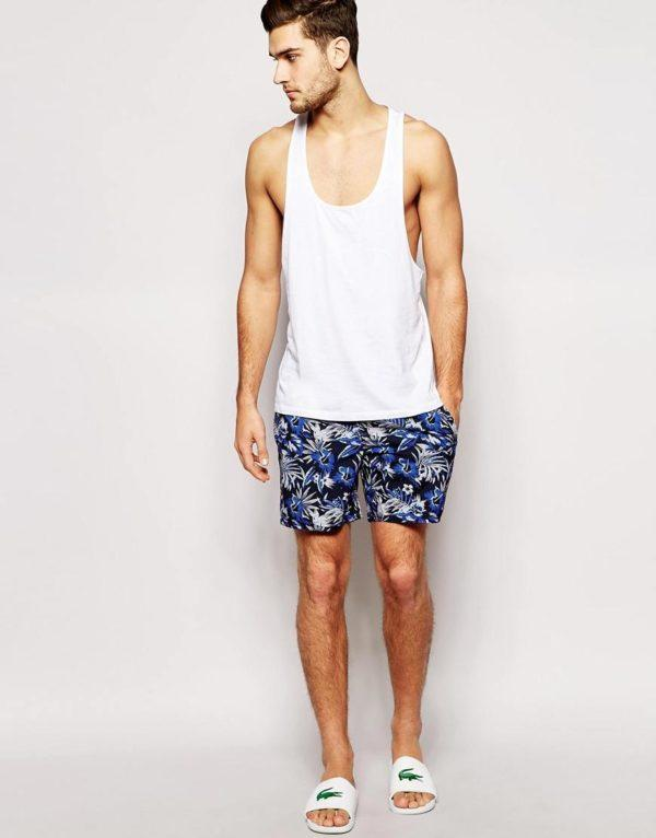 bañadores-hombre-2015-estampado-tropical-de-asos-color-azul