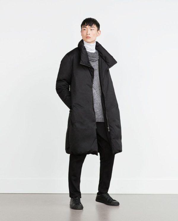 como-combinar-bien-los-colores-de-ropa-otoño-invierno-2015-2016-como-combinar-color-negro-abrigo-de-zara