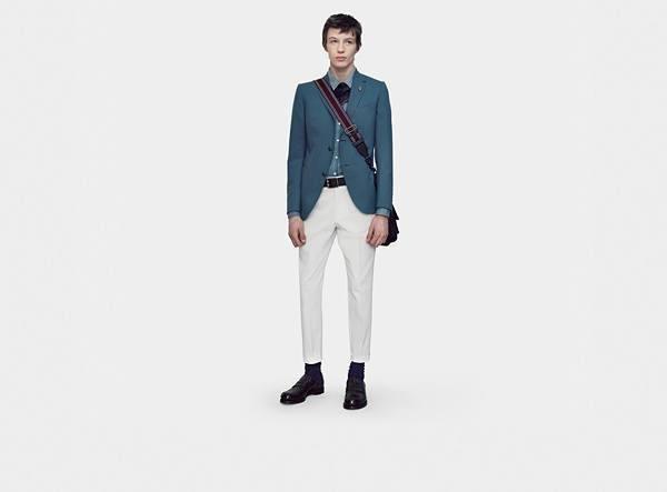 Colecția Gucci pentru bărbați toamnă/iarnă 2015-2016