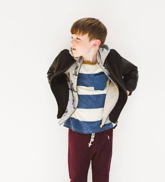 catalogo-zara-kids-hombre-otono-invierno-2015-2016-cazadora-verde-pantalon-rojo